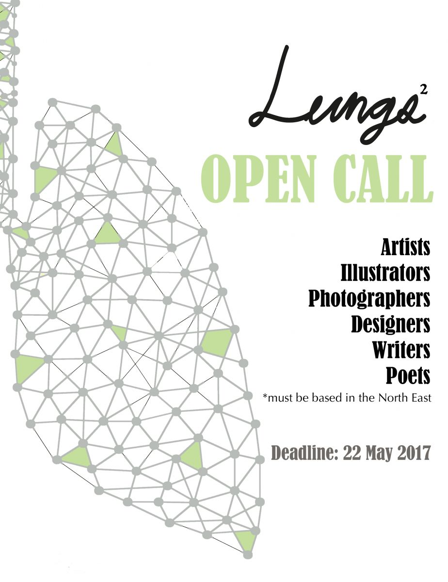 Opportunity details   LUNGS, an annual contemporary arts