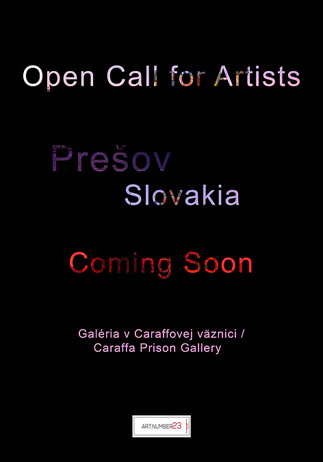 55932dae4 Opportunity details | Open Call exhibition in Slovakia | CuratorSpace