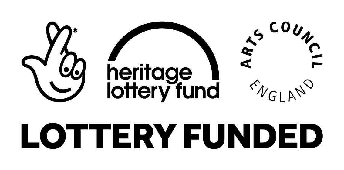 Image result for Heritage lottery log & Arts council england