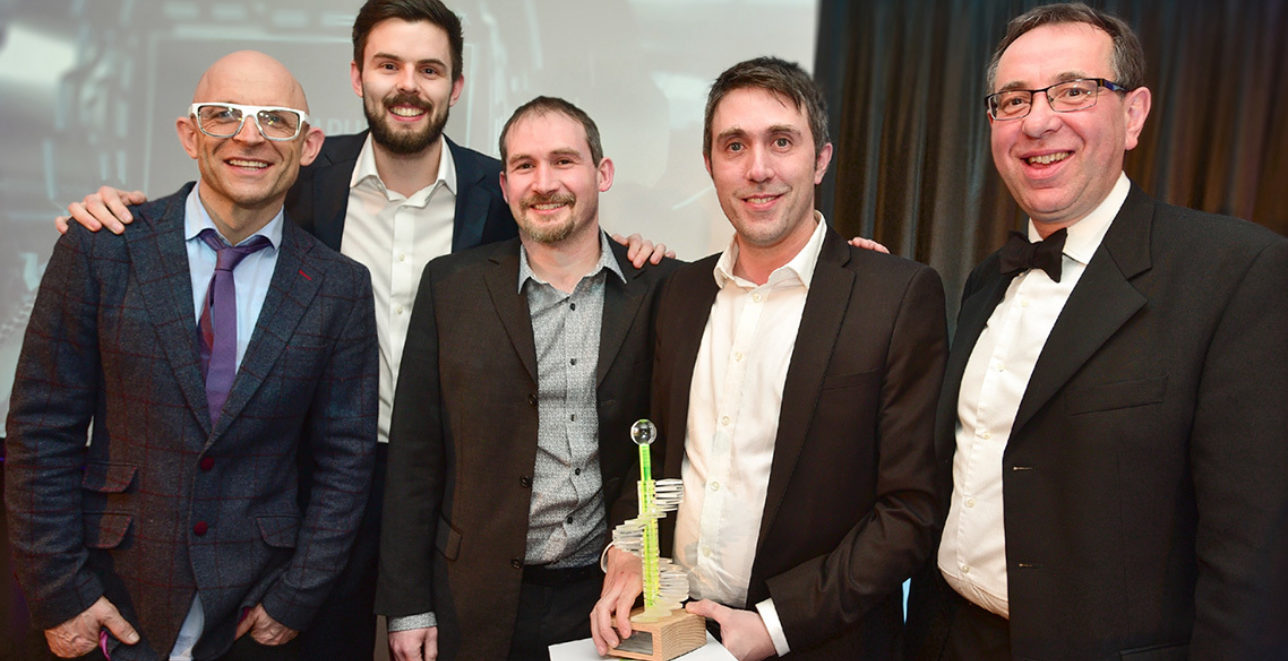 Digital Business of the Year - Lincolnshire Digital Awards 2015