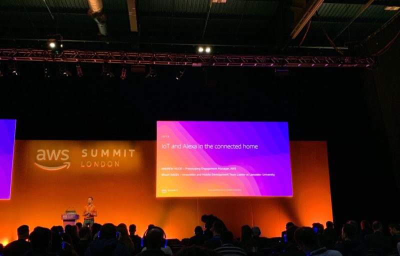 Aws Summit 2