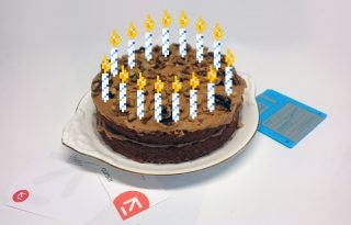 Happy 15th Birthday Cursor!