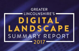 Lincolnshire's digital sector is worth £779 million