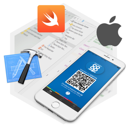 Apple app development, Swift, App store