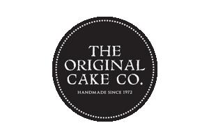 Orginal Cake Company logo logo
