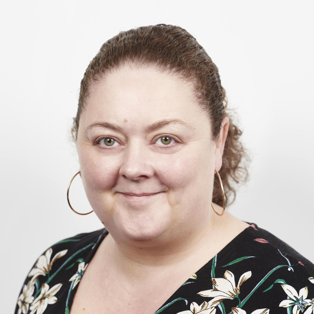 Sarah Westlake portrait photo