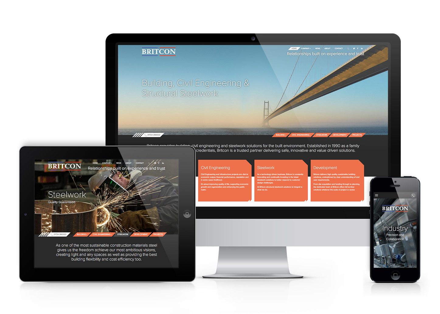 Civil Engineering Website Cursor Best Electronic Projects Sites Vist The Project Https Britconcouk