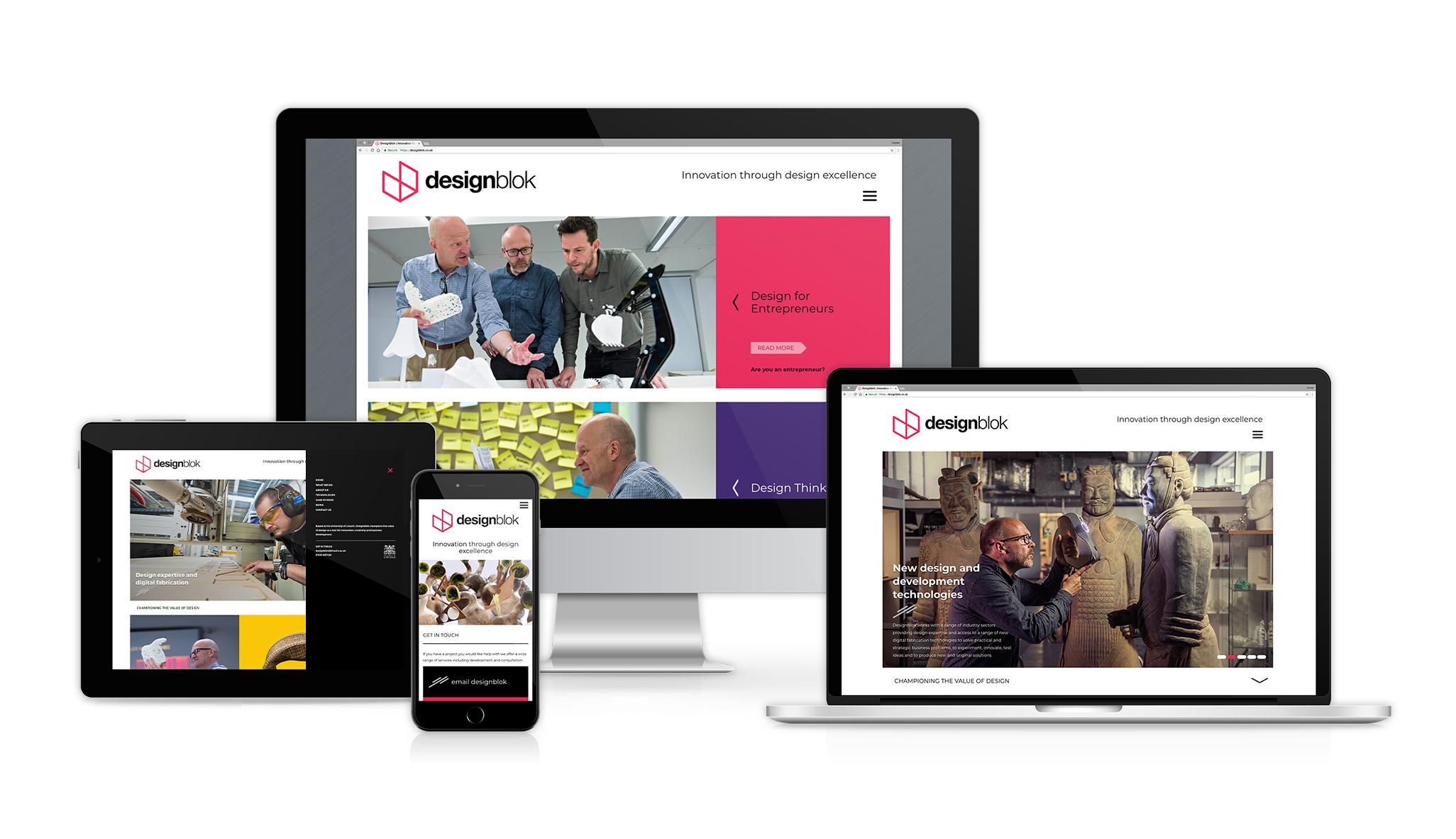 Designblokscreens