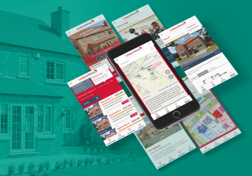 Lindum Homes website