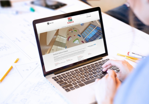 Building and construction website