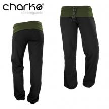 Charko Todra black/kaki