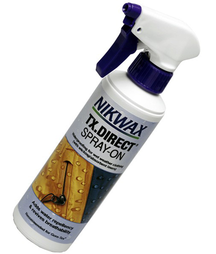Nikwax TX Direct para membranas,spray