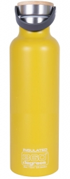 360º Degrees Vacuum Insulated 750 ml yellow