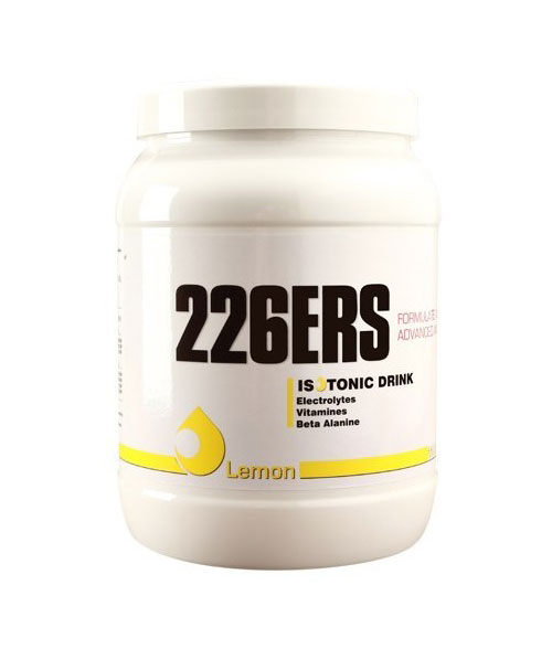 226ers Isotonic Drink limón 500 gr