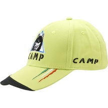 Camp Hat lime