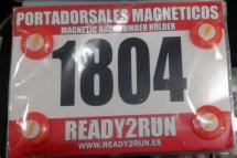 Ready2run Portadorsal Magnético flash