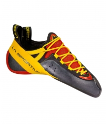 La Sportiva Genius red/yellow