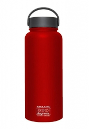 360º Degrees Boca Ancha Insulated 550 ml red