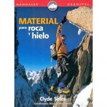 Material para Roca y Hielo