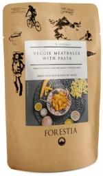 Forestia Albóndigas vegetales con pasta y salsa provenzal