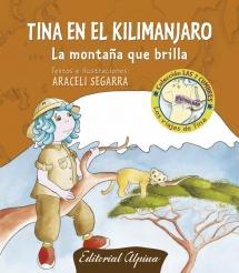 Tina en el Kilimanjaro