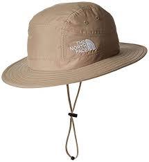 TNF Suppertime Hat dune beige/tnf white L/XL