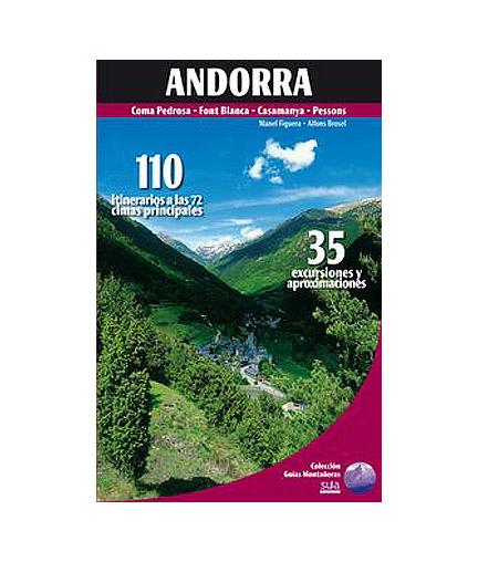 Andorra, guía montañera.