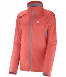 Salomon Agile Jacket W coral