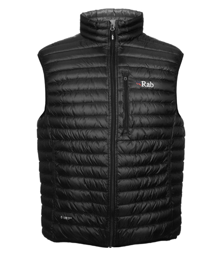Rab Microlight Vest black