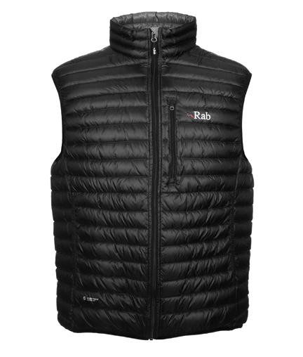 Rab Microlight Vest black
