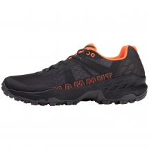 Mammut Sertig II Low GTX black-vibrant orange