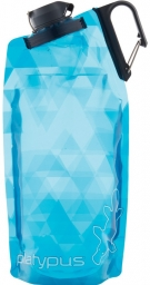 Platypus DuoLock Bottle .75l blueprisms