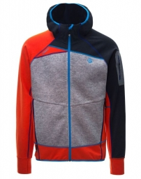 Ternua Morn Hoody Jkt M orange red