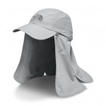 TNF Sun Shield Ball Cap mid grey