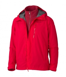 Marmot Ramble Component Jacket team red