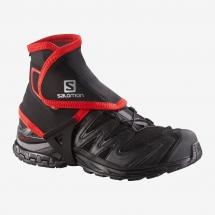 Salomon Trail Gaiters High black