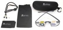 LePirate Belay Glasses Model 2 stanage grey