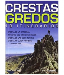 Crestas Gredos. 19 Itinerarios