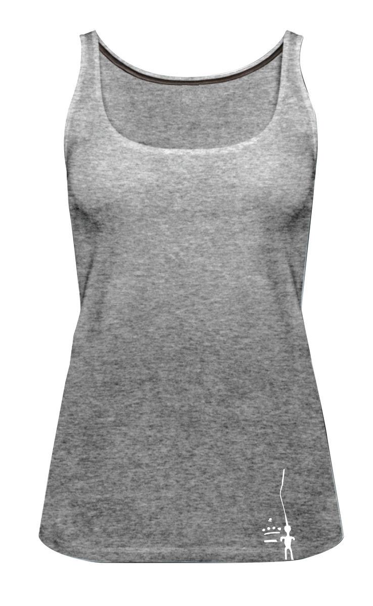 Petzl Camiseta Tirantes Sport Chica