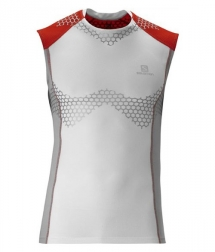 Salomon Exo S-Lab Tank M white