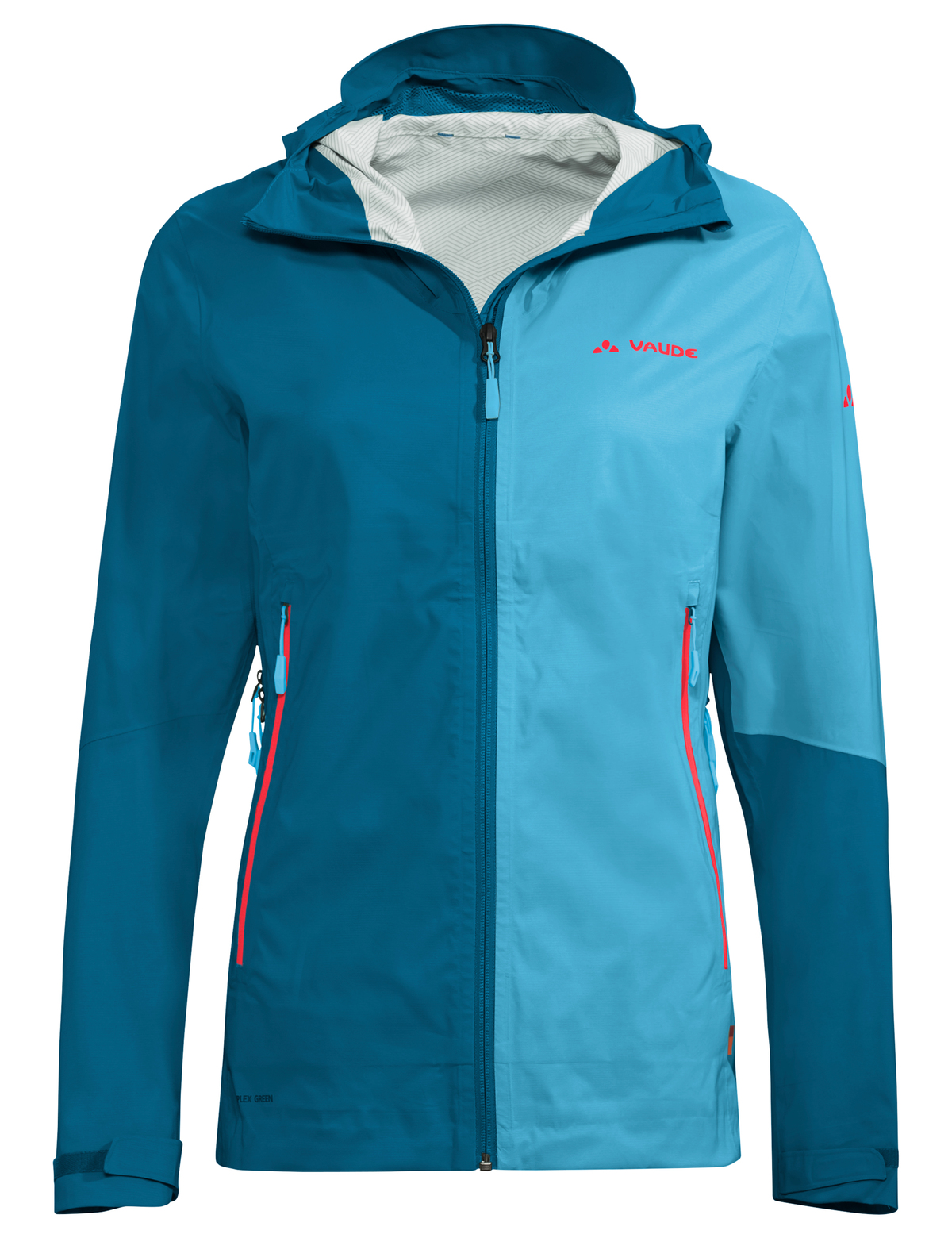 Vaude Women's Simony 2,5L Jacket III kingfisher