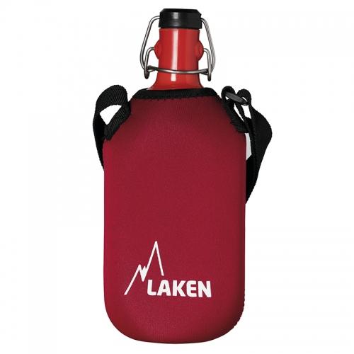 Laken Cantimplora Aluminio 1L + Red Bag