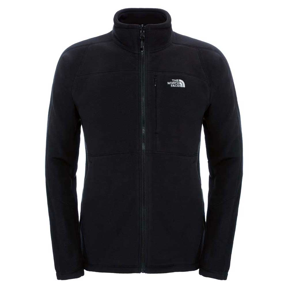 TNF 200 Shadow Full Zip negra