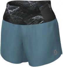 Scott Short Ws Kinabalu Run indian blue XL