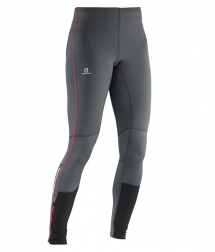 Salomon Agile Long Tight W galet grey