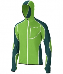 Marmot Thermo Hoody green envy