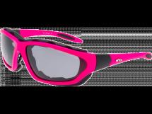 Goggle Mese P neon pink/smoke