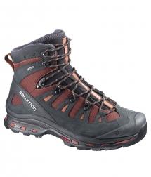 Salomon Quest 4D 2 GTX® deep red/asphalt/oxide-x