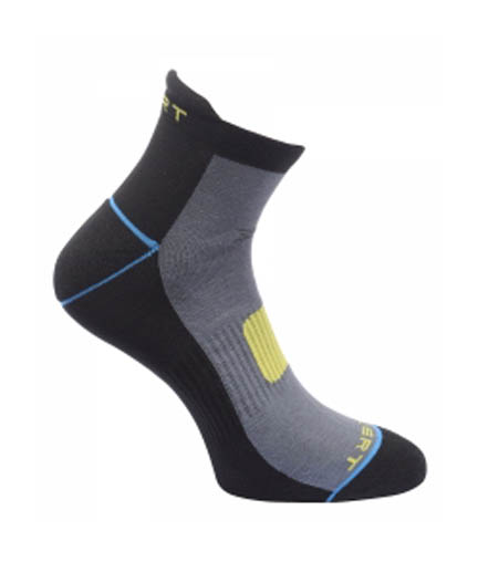Regatta Men's X-ert Trail Runner Sock black