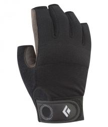 Black Diamond Crag Half Finger Glove black